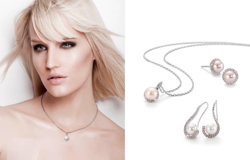 16590 Silber Perlen