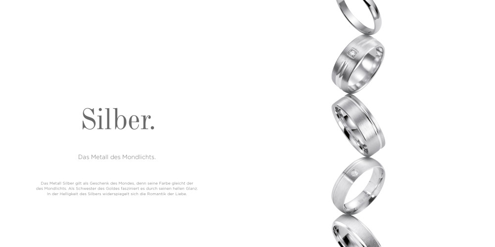 17980 Ringturm Silber