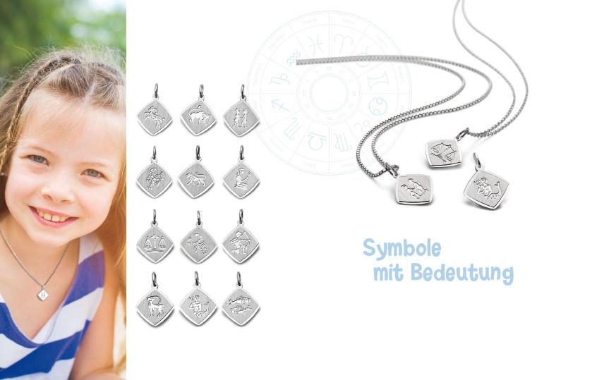 18062 Silber Sternzeichen