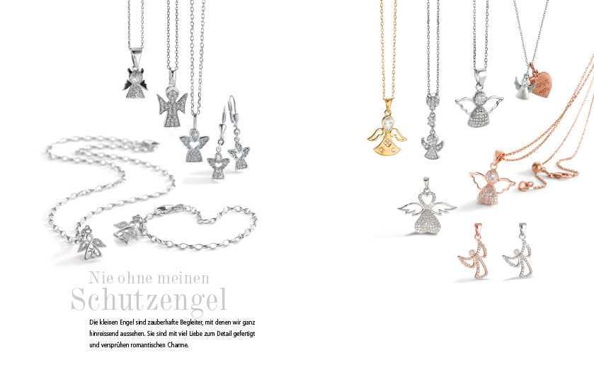 20659 Silber Bronze Engel Symbole