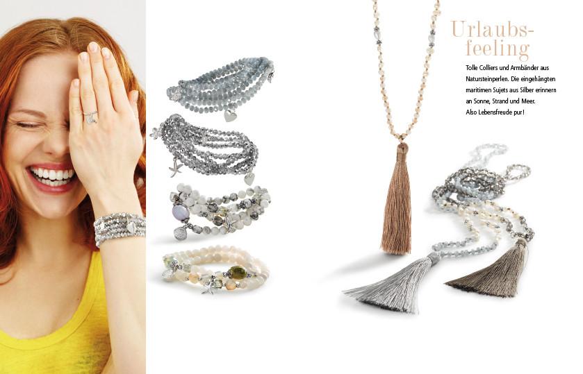 21941 Silber Kristall Perlen