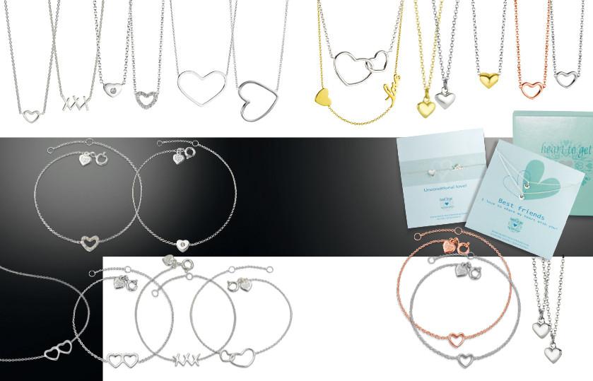 22090 Heart to Get Silber Symbole