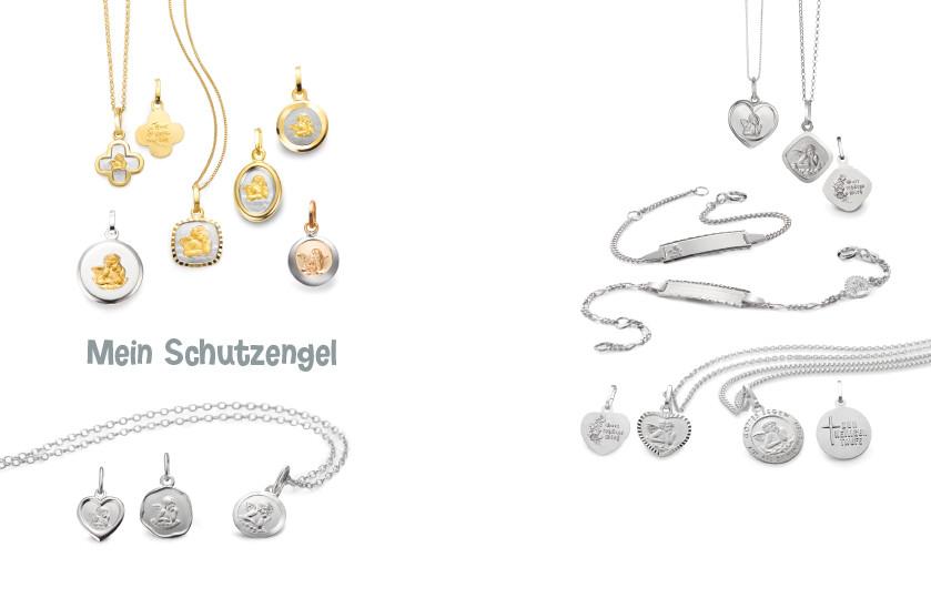 22564 Gold Schutzengel
