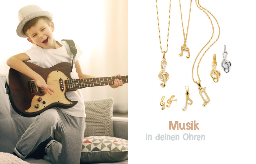 22618 Gold Musik